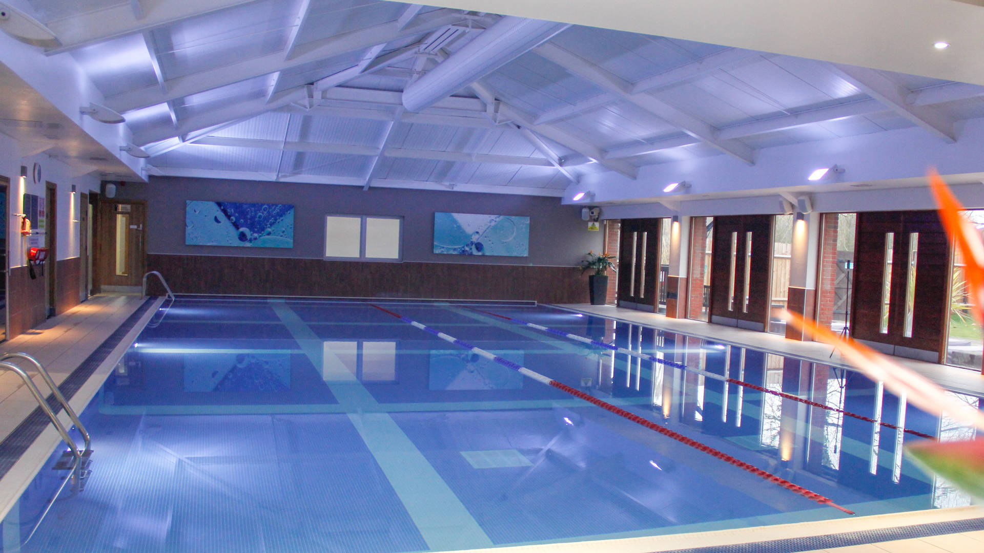 Swimming Pool at The Club Company
